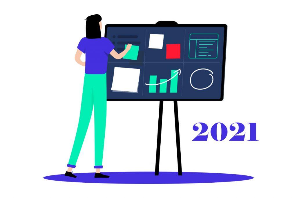 Planen für 2021 (nicht nur mit Notion)