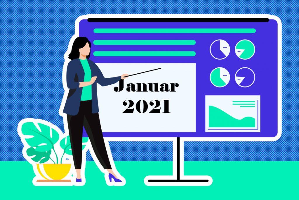 Logbuch Januar 2021