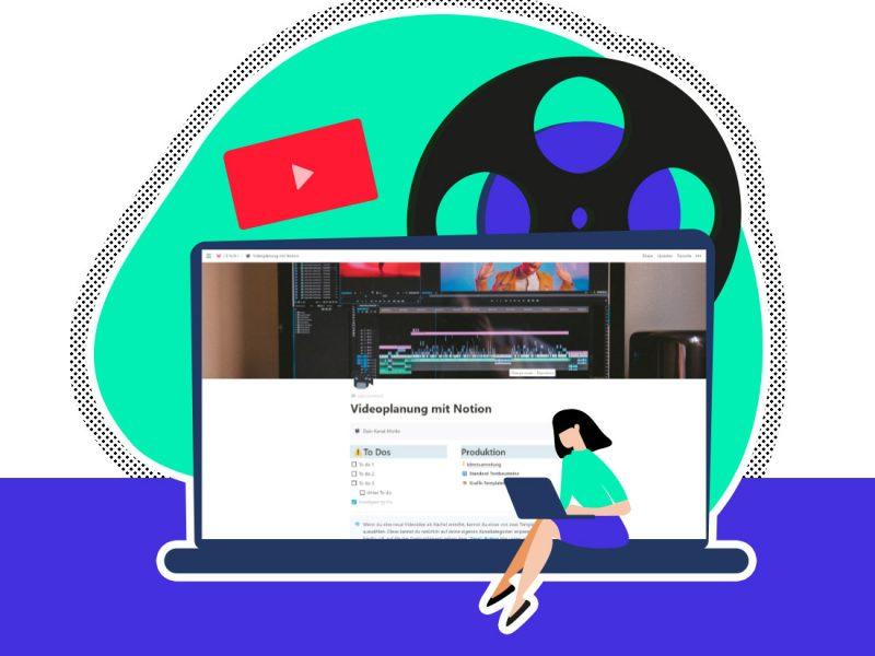 jenni.works – Notion Template – Videoplanung