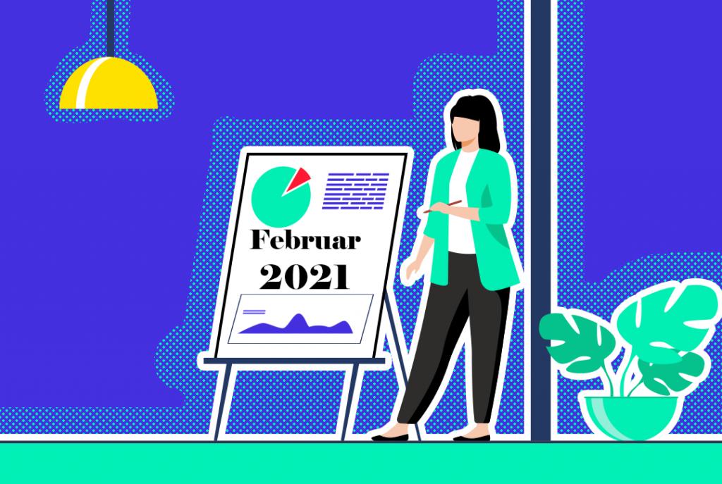 Logbuch Februar 2021