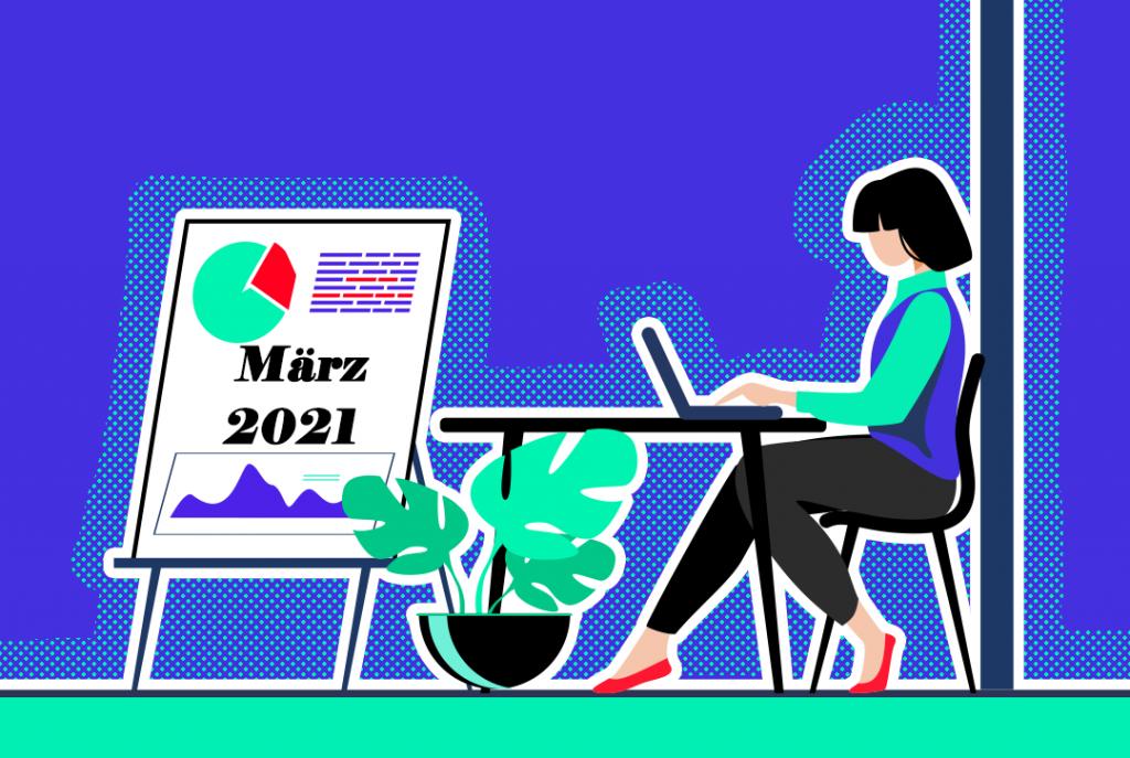 Logbuch März 2021