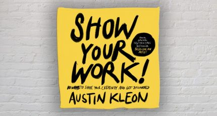 jenni.works – Show your Work! (Austin Kleon)