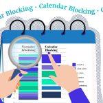 Calendar Blocking