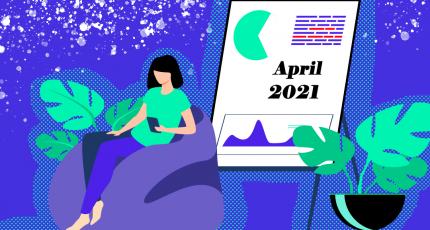 jenni.works – April 2021 Logbuch