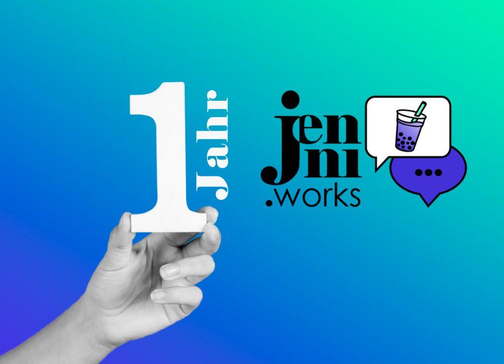 1 Jahr jenni.works