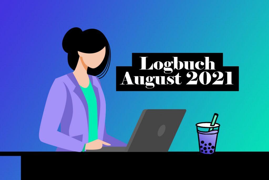 Logbuch August 2021